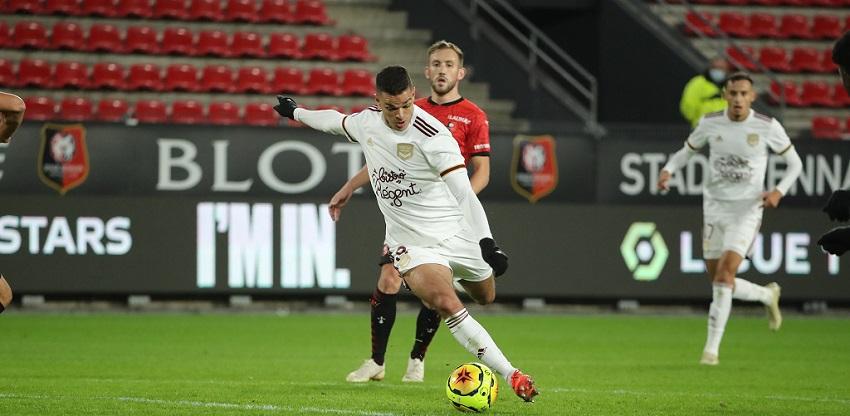 Бордо спря черната си серия в Лига 1, шокирайки Рен като гост 1