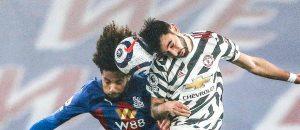"""Кристъл Палас и Манчестър Юнайтед се занулиха на """"Селхърст Парк"""""""