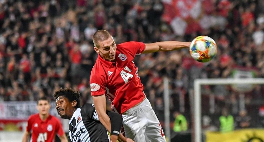 Лидерът в Испания си хареса играч на ЦСКА 1