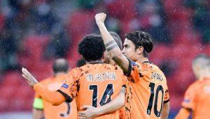 Юве прегази Ференцварош за втори успех в Шампионска лига