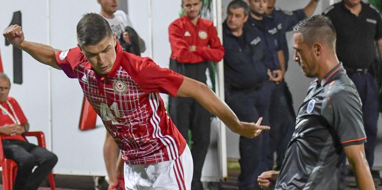 ЦСКА е пред раздяла с младежки национал 18