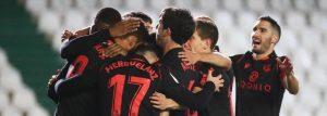 Реал Сосиедад се класира за осминафиналите за Купата на краля