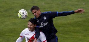 Рафаел Варан може да напусне Реал това лято