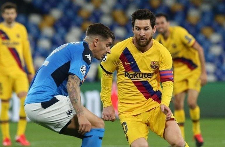 """Наполи и Барселона оставиха развръзката за реванша на """"Камп Ноу"""" 1"""