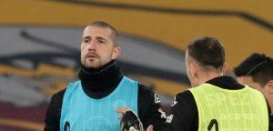 Гълъбинов е в групата на Специя за гостуването на Ювентус