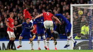 """Ман Юнайтед спечели дербито с Челси на """"Стамфорд Бридж"""", ВАР отмени 2 гола на """"сините"""""""