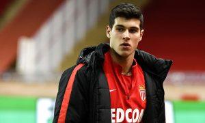 Нападател на Монако е опция за нападението на Ман Юнайтед
