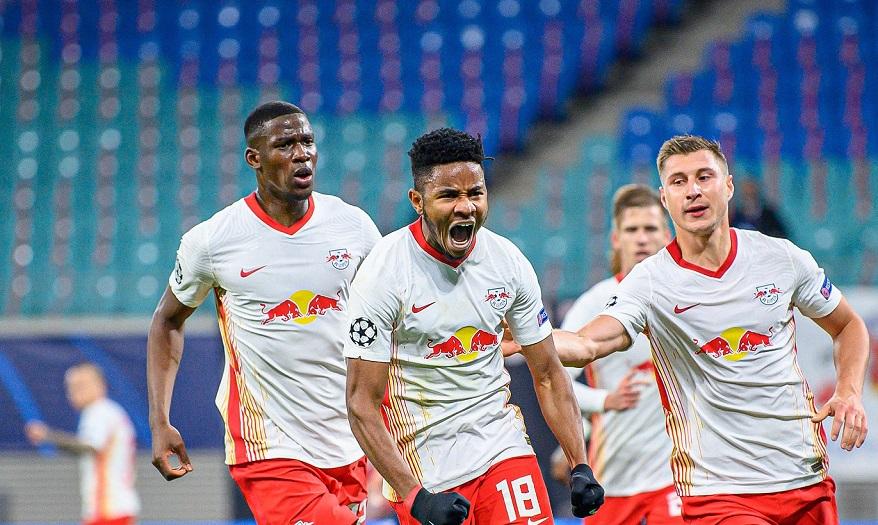 Лайпциг направи обрат и нанесе второ поражение на ПСЖ в групите 12