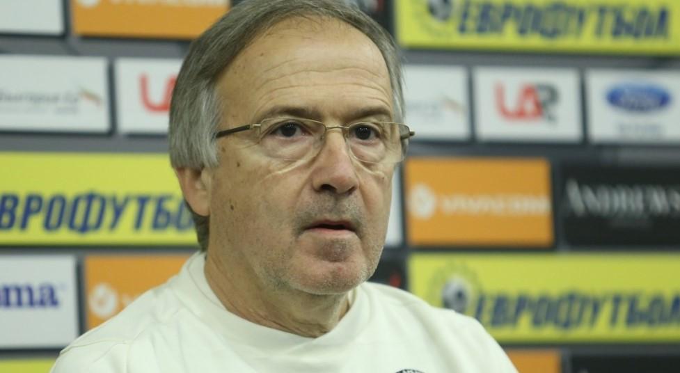 Дерменджиев: Не е лесно за треньор да вика нови играчи през ден 1