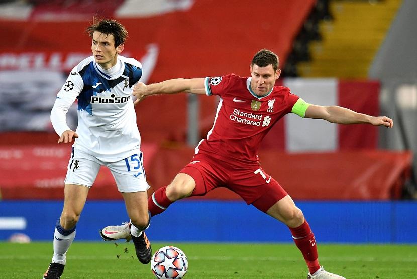 Аталанта шокира Ливърпул и съхрани шансове за осминафиналите 18