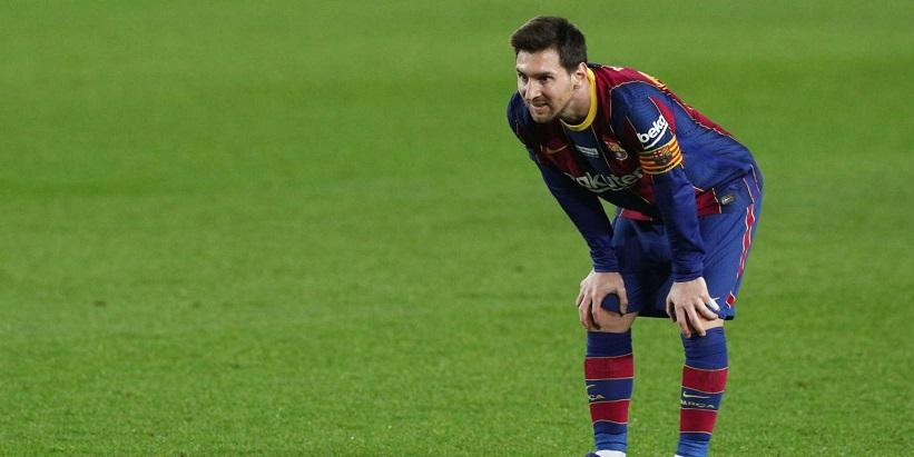 Лео Меси е под въпрос за мача с Реал Сосиедад 1