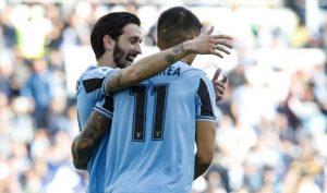 """Лацио се справи с Болоня и Серия """"А"""" има нов лидер"""