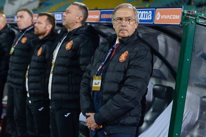 """""""Лъвовете"""" и младежите U21 останаха без треньори 1"""