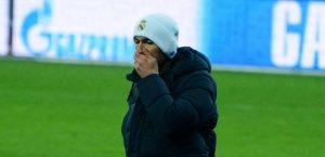 Реал Мадрид се провали с гръм и трясък срещу третодивизионен тим