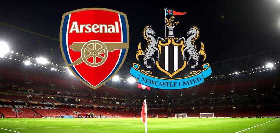 Съставите на Арсенал и Нюкасъл за двубоя от ФА Къп 1