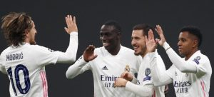 """Видал саботира Интер и """"нерадзурите"""" отстъпиха у дома пред Реал"""
