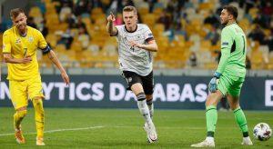 WinBet фаворизира Германия срещу Украйна в Лигата на нациите
