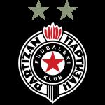 Партизан Белград лого