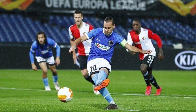 Австриец изпревари Ману за Играч на седмицата в Лига Европа 1
