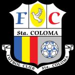 Санта Колома лого