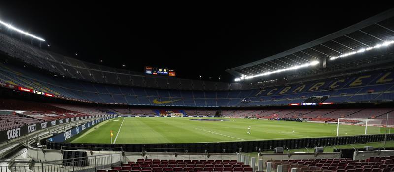 Двубой на Барса в Шампионска лига е под въпрос 23