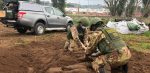Спецчасти обезвредиха 20 бомби в база на Рома 5
