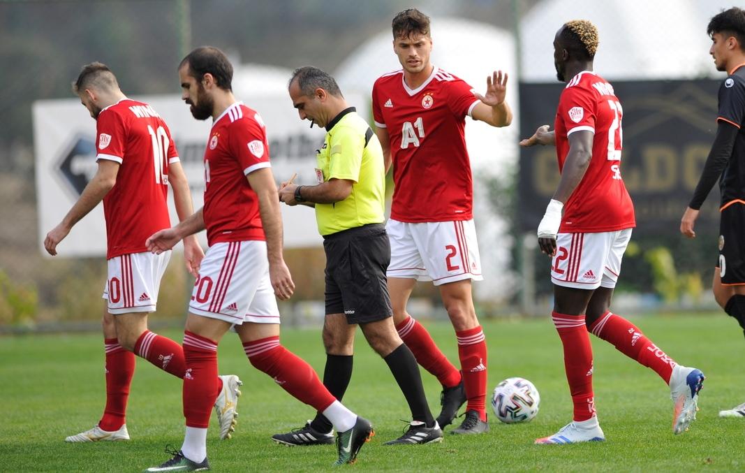 Златни пясъци е вариант за ЦСКА след лагера в Турция 1