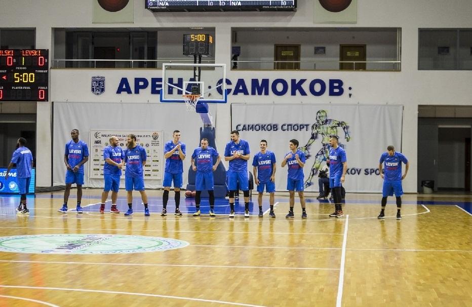 Левски Лукойл стартира с победа новия сезон в НБЛ 23