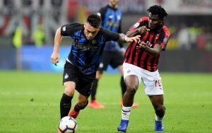 Милан бърза да предложи нов договор на Кеси