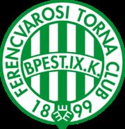 Ференцварош лого