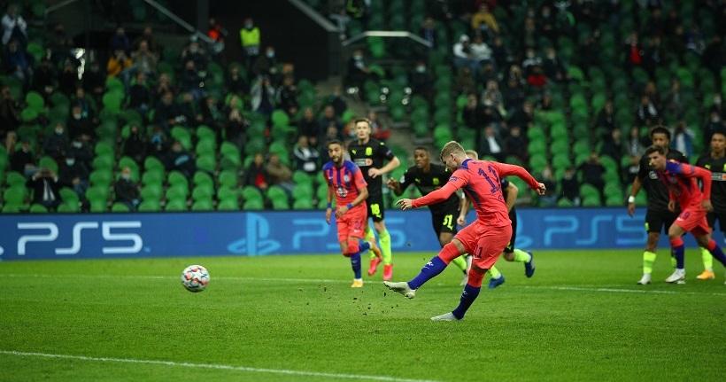 "Челси показа огнева мощ срещу Краснодар и оглави Група ""Е"" 1"