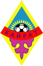 Кайрат Алмати лого
