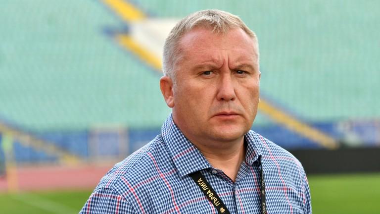 Николай Киров: Важното е да сме агресивни и концентрирани 1