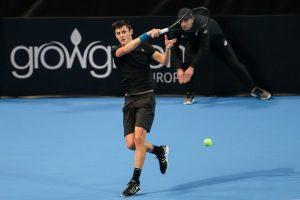 Александър Лазаров ще пропусне Sofia Open заради COVID-19