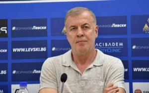 Сираков: Не поставихме никакви условия на Славиша, той е човекът