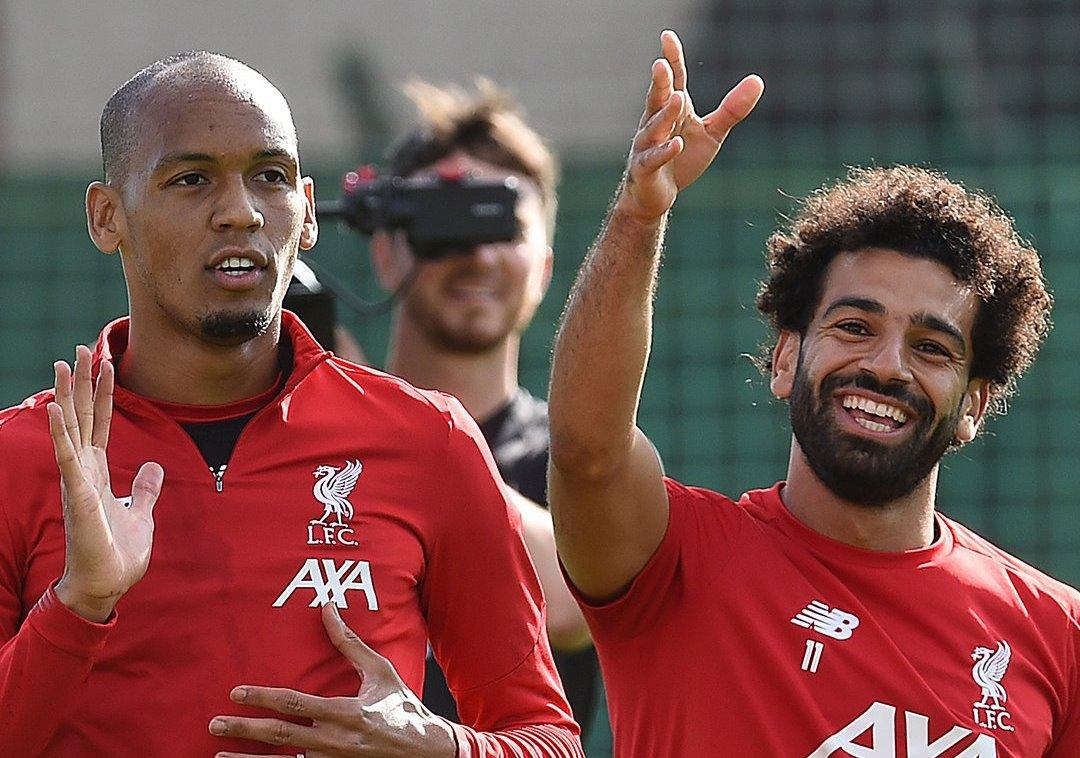 Фабиньо: Салах е щастлив в Ливърпул 1