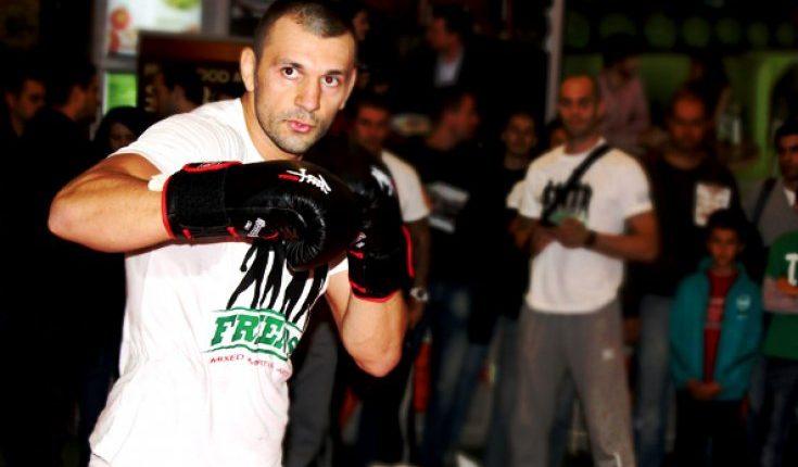 Българският боец Никола Дипчиков се завръща на ринга 2