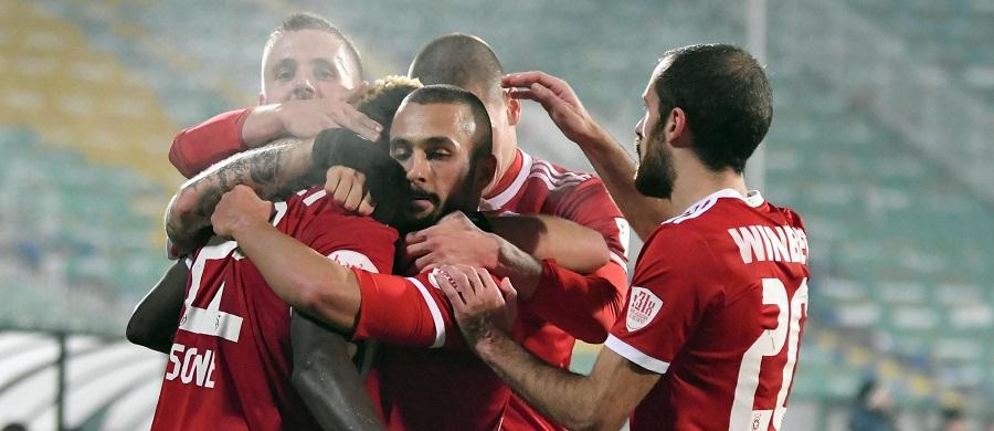 Али Соу е на седмото небе от щастие след гола срещу Левски 1