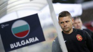 Сашо Димитров определи групата за квалификацията с Естония
