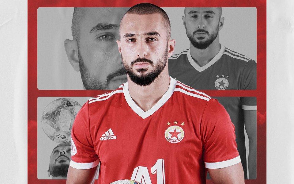 Отбор от Чемпиъншип се насочва към изгряваща звезда на ЦСКА 1