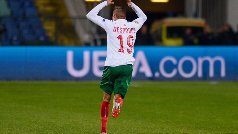 Звездата на България пропуска плейофите за Евро 2020