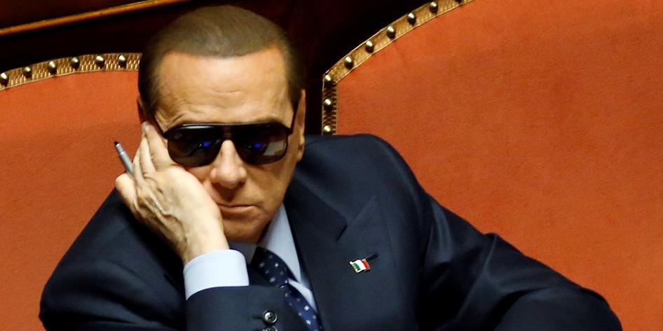 Здравословното състояние на Берлускони се влошава след COVID-19 10