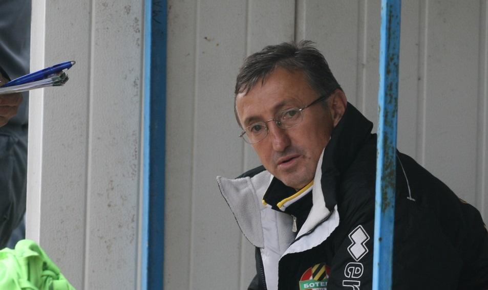 Марин Бакалов: Неделев е безспорният лидер на Ботев 1