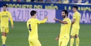 """""""Жълтата подводница"""" изплува в Топ 3 на Ла Лига"""