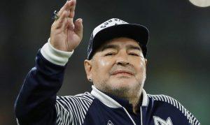 Марадона на 60! Пожела си край на пандемията и Скудето за Наполи