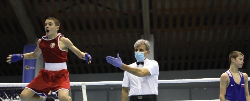 Първо злато за България на Европейското по бокс в София 5