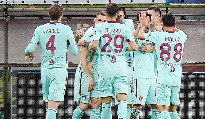 """Торино най-накрая записа първа победа в Серия """"А"""" 1"""