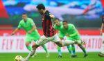 """Милан излъга Лацио и изпраща 2020-а като лидер в Серия """"А"""" 5"""