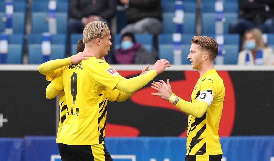 Дортмунд загря за Шампионска лига с победа над Хофенхайм 1