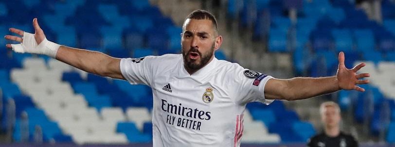 Бензема класира Реал (М) на осминафинал, Интер е аут от Европа 1